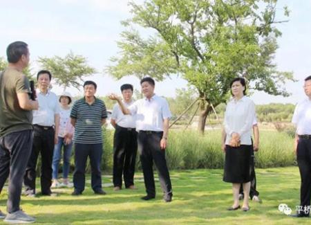 李灵敏:让村村寨寨美起来富起来,向着全域美丽乡村迈进!