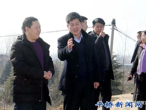李灵敏在西大岗乡镇调研时强调—— 提升美丽乡村新面貌 迈上乡村振兴新台阶