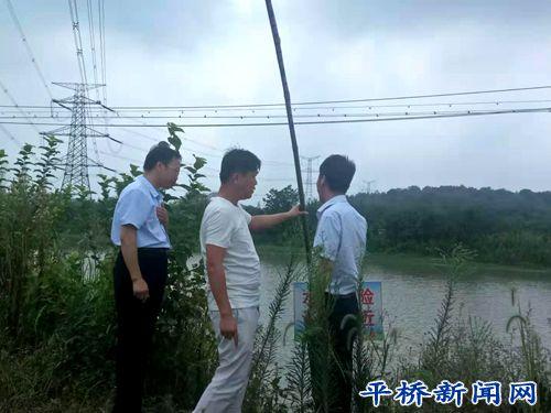 平桥区民政局筑牢留守儿童防溺水安全网